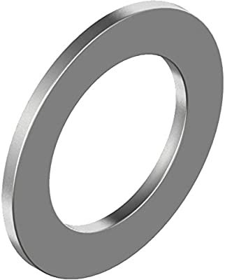 100 pieza paß Discos DIN 988 - Acero inoxidable A2 dxd2 X H ...