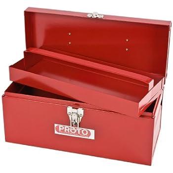 Stanley Proto J9975-NA Proto General Purpose Tool Box - Toolboxes ...