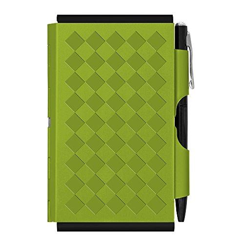 Wellspring Flip Note & Wallet, Lime (2355)