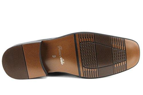 Ferro Aldo New Mens 129207al Scarpe Stringate Classiche Stringate Nere