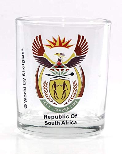 (South Africa (RSA) Coat Of Arms Shot)