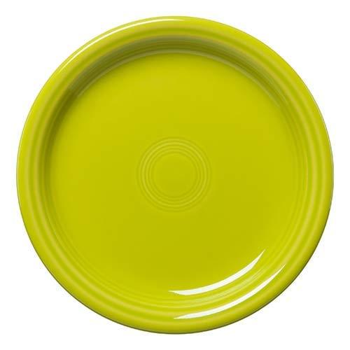 "Fiesta Bistro Salad Plate 7.25"" - Lemongrass"
