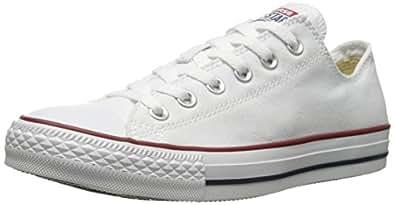 Converse Men's All Star Chuck Taylor M7652 (4.5 D(M), Optical White)