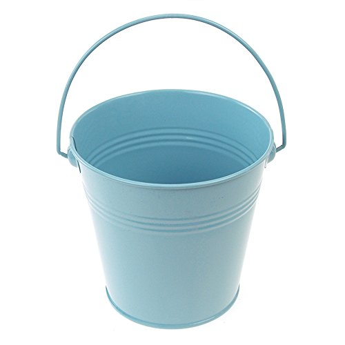 Homeford FCF041959LBL Metal Pail Buckets Party Favor, 5