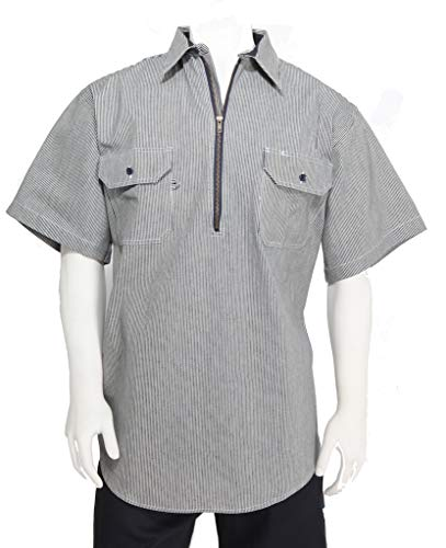 (W S Blue Collar Men's Short Sleeve 12