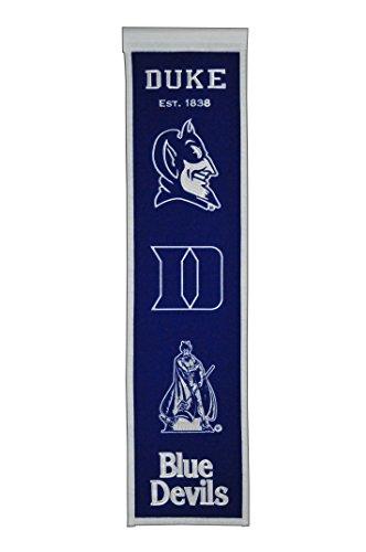 NCAA Duke Blue Devils Heritage Banner