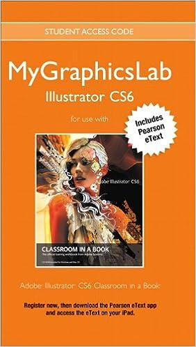 MyGraphicsLab Illustrator Course with Adobe Illustrator CS6