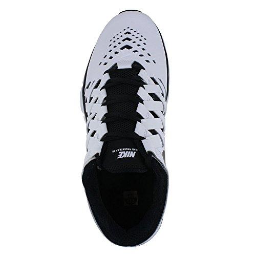 Nike Fingertrap Mens 4e 8 Koko P Valkoinen Kuun Musta gwrfqg