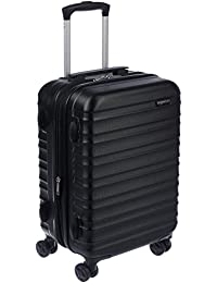 Hardside Spinner Luggage - 20-Inch, Black