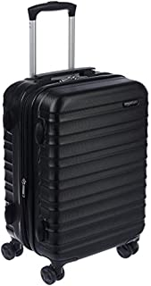 AmazonBasics Hardside Spinner Luggage - 20-inch Carry-on/Cabin Size, Black (B071VG5N9D) | Amazon Products