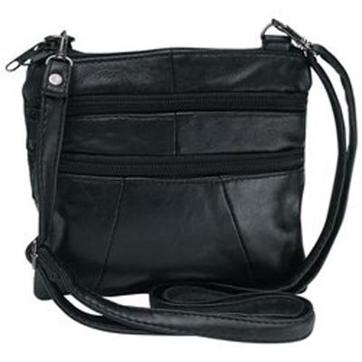 Embassy Solid Genuine Leather - Genuine Shoulder Embassy Bag Leather