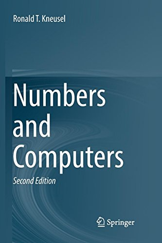 Numbers and Computers by Springer