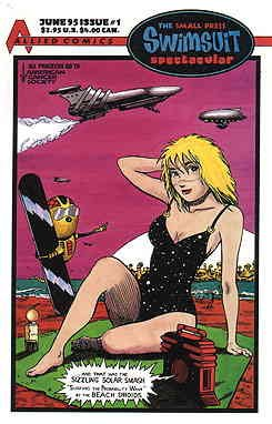 Small Press Swimsuit Spectacular #1 FN ; Allied comic book