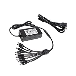 Image of the product ZMODO PA 1059 9 Port 12 that is listed on the catalogue brand of Zmodo.