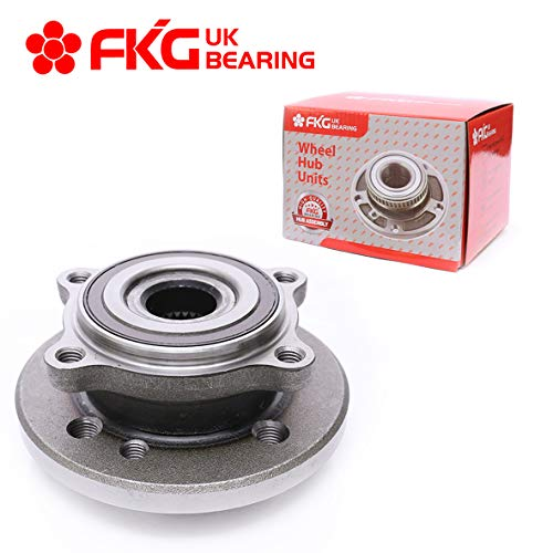 FKG 513226 Front Wheel Bearing Hub Assembly for 2002-2006 Mini Cooper (Built Before 4/06 Production Date) 12mm Wheel Bolt Size from FKG