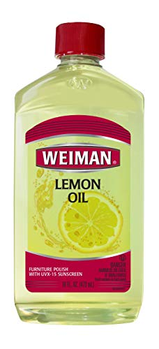 Weiman Lemon Oil Wood