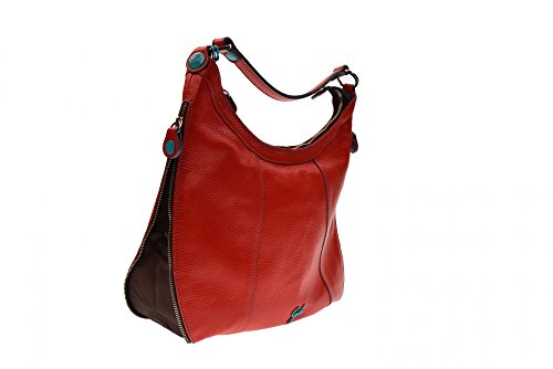 GABS donna borse monospalla ALISON PALMELLATO + VELA G000200T2 X 0252 C4001 Rosso