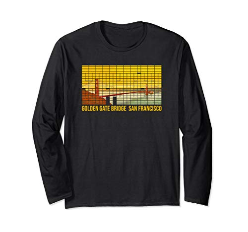 Gates Sunset (San Francisco Golden Gate Bridge California Sunset Shirt)