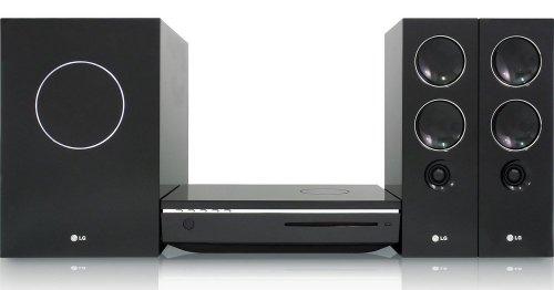 Betere LG J10HD Home Cinema system 2.1 DVD/DivX/HDMI/USB with 80 GB hard HV-27