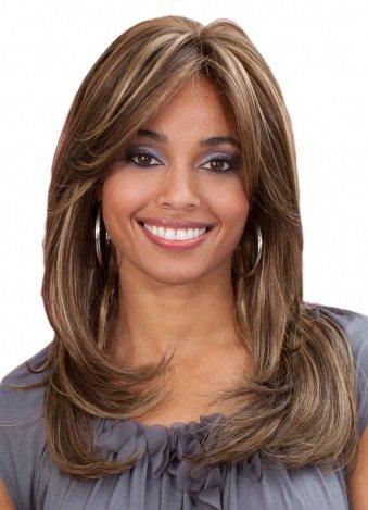 Mocha Brown Wig - 3
