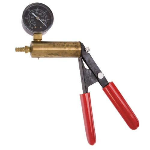 The Phenom Professional Package Kit Set Includes 3 '' x 12 '' Penis Vacuum Cylinder USA Made + Solid Brass Cylinder and Steel Handle Frame Hand Operated Design Vacuum Pump Pressure Gauge with Dual Calibration Vacuum Gauge + Hose Attachment with Male and Fem by The Phenom (Image #1)