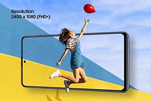 Samsung Galaxy A51 Dual SIM 128GB 6GB RAM 4G LTE (UAE Version) - White - 1 year local brand warranty