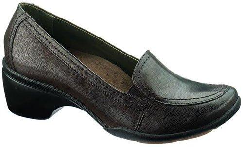 Womens Hush Valper Majestetiske Loafers Brune 7,5 M