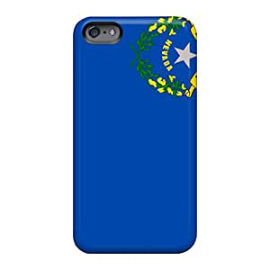 High Quality Hard Cell-phone Case For Apple Iphone 6s Plus (wdL1104ujFs) Customized High Resolution Nevada Pattern
