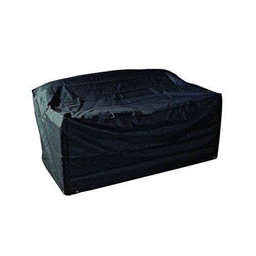 GardenFurnitureCovers.com 3 Seater Rattan Sofa Cover Large - 246cm