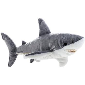 National Geographic Shark Plush Medium Size