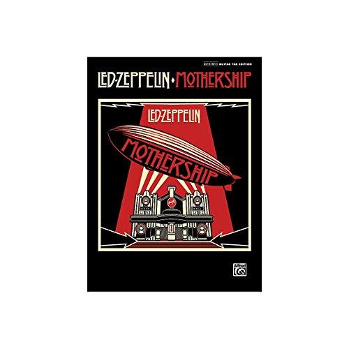 Descargar Libro Alfred 00-30373 Led Zeppelin-mothership - Music Book Desconocido