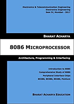 8086 microprocessor bharat acharya education for 8086 microprocessor architecture