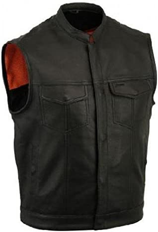 Gilet Cuir Sons of Anarchy Taille L