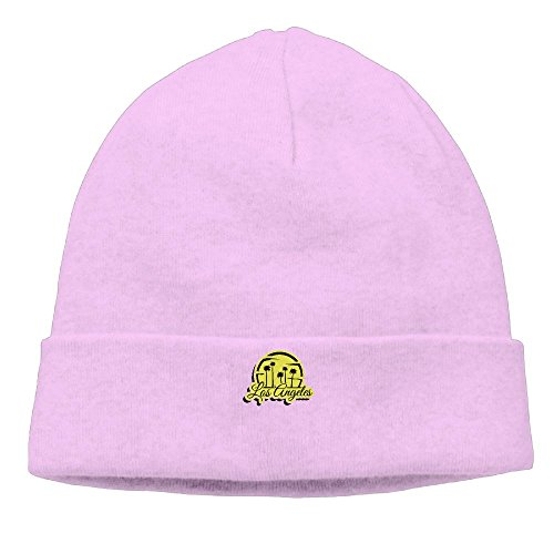 Purchase low price USA Nation Los Angeles City Sketch Beanie Hat Unisex Pattern Style\ \ Stocking