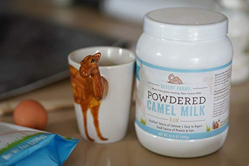 Desert Farms - Camel Milk Powder [420g] by Desert Farms (Image #6)