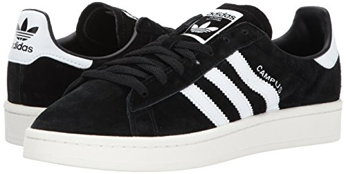 Core 3 Trainers Campus 1 Eu Nubuck Footwear Adidas White Black Mens 43 EpvOqa