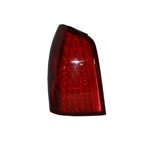 (TYC 11-5940-00-1 GM Cadillac Deville Left Replacement Tail)