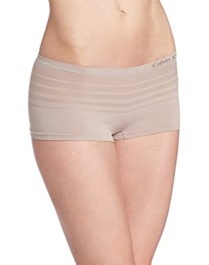 Women's Seamless Ombre Hipster Panty