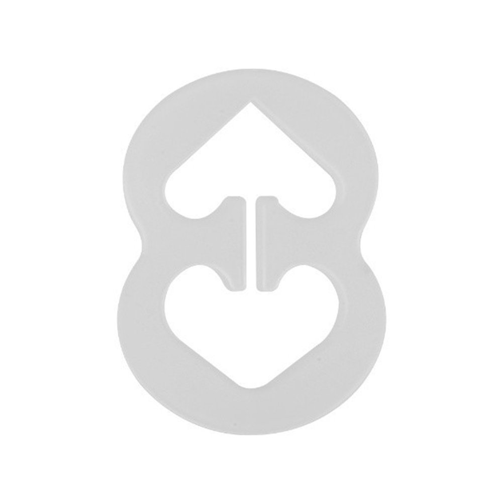 9 pcs Racer Back Bra Clip non-slip Bra Buckle for Strap Converter