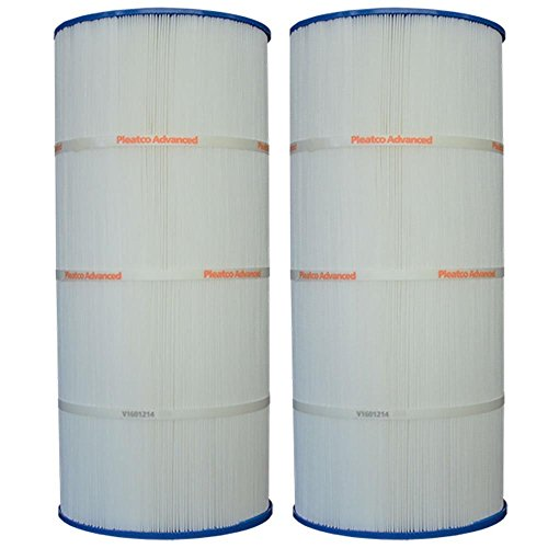 Pleatco PSD1250-2000 Sundance Spa Replacement Cartridge Filter System (2 Pack) by Pleatco