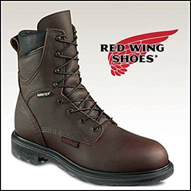 Amazon Com Red Wing 2408 Men S 8 Inch Boot 12ee Shoes