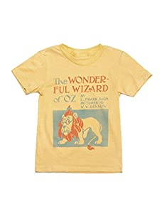 Out of Print Kid's Literary and Book-Themed Unisex Tee T-Shirt