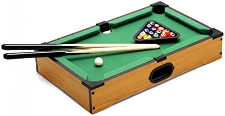 Weible Spiele - Mini Mesa de Billar (725011) [Importado]: Amazon ...