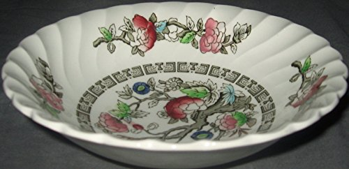 Myott - Staffordshire Indian Tree Coup Cereal Bowl