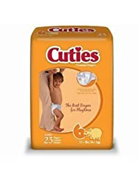 Cuties Premium Baby Diapers, Size 6 23 Ea BOBEBE Online Baby Store From New York to Miami and Los Angeles