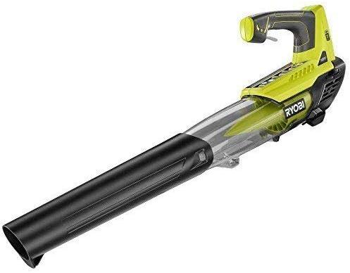 Ryobi ONE 18-Volt Lithium-Ion Cordless Leaf Blower – Bare Tool – Bulk Packaged