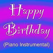 Happy Birthday (Piano Instrumental)