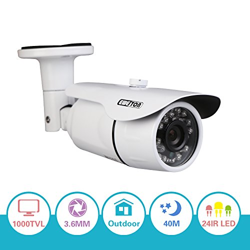 CMOS 700TVL LED IR CCTV Camera - 7