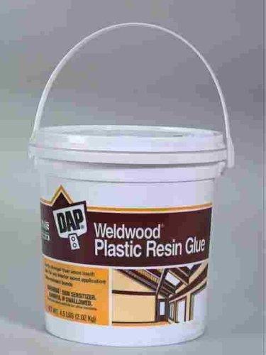 Dap 00204 4.5 Lb Weldwood® Plastic Resin Glue