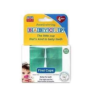 Babycup Primera Copa Copa para beb/és y ni/ños color Verde
